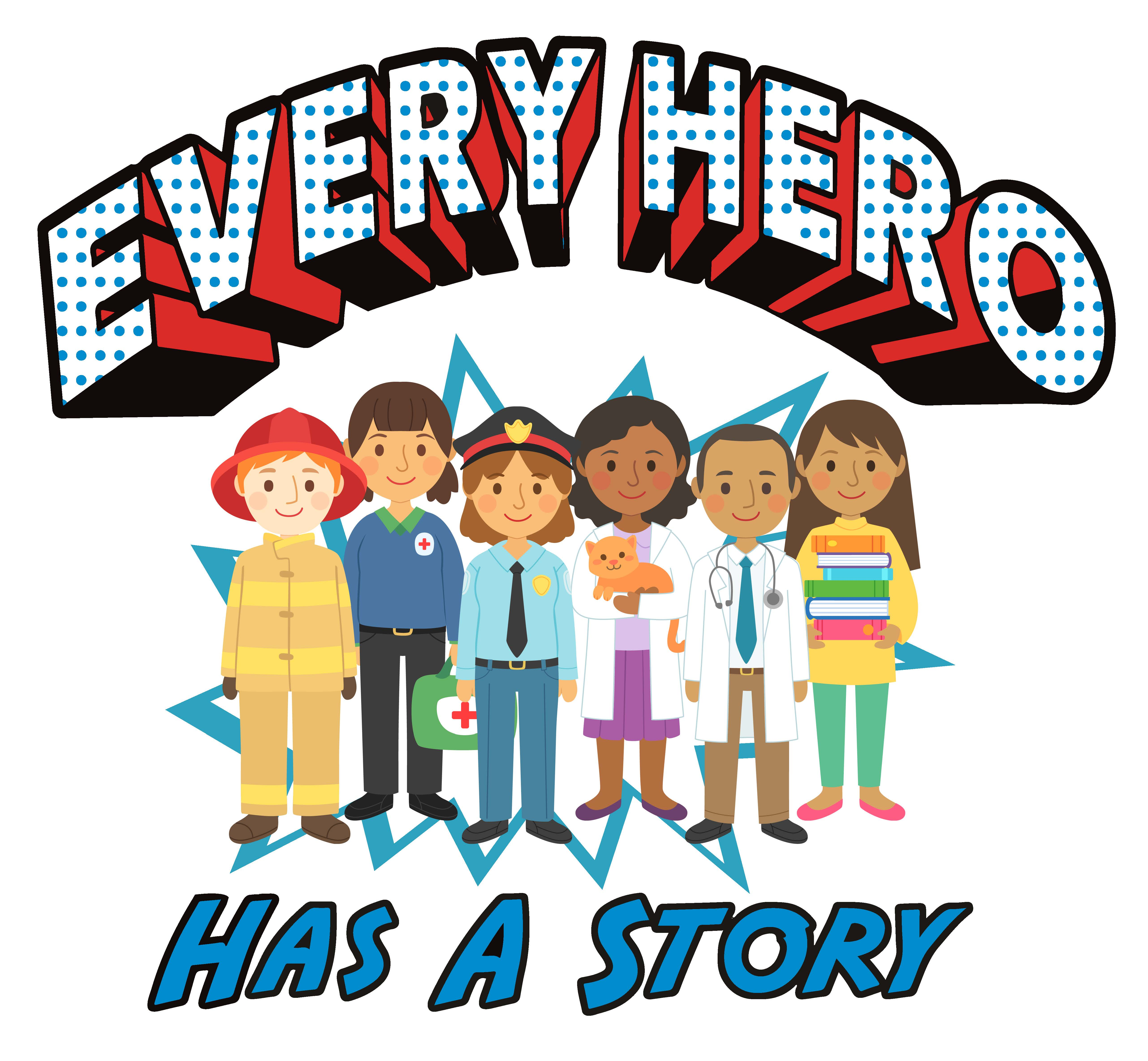 """Register Your Child for Summer Reading – """"Every Hero Has A Story ..."""