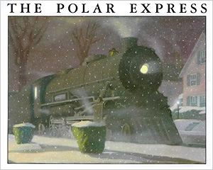 Polar Express cover