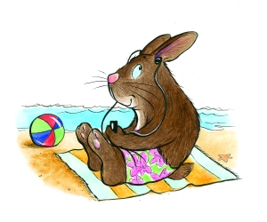 Beach Bunny picture