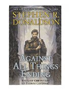 Against All Things Ending
