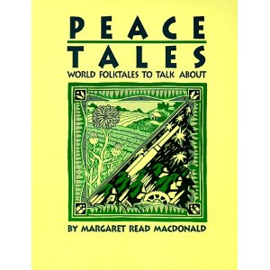 Peace Tales book cover