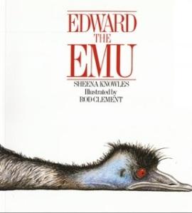 Edward the Emu cover