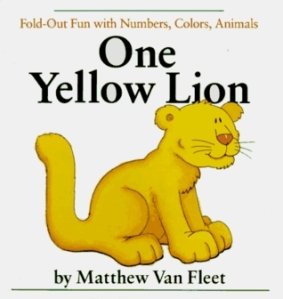 One Yellow Lion cover