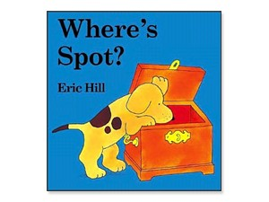 Where's Spot cover