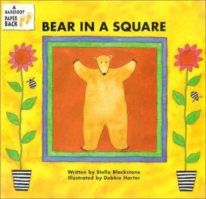 Bear in a Square by Stella Blackstone