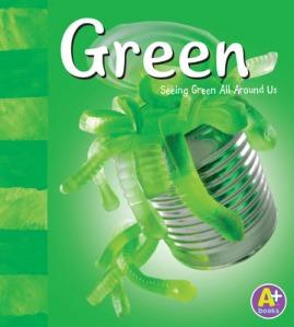 Green by Sarah L. Schuette
