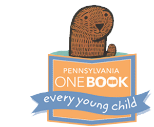 PA One Book, Every Young Child logo