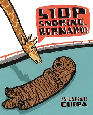 Stop Snoring Bernard by Zachariah Ohora