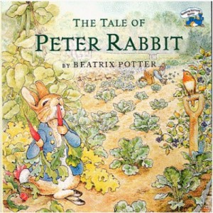 The tale of Peter Rabbit / by Beatrix Potter.