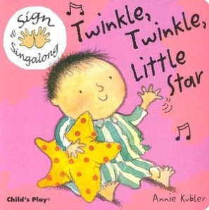 Twinkle Twinkle, Little Star by Annie Kubler cover