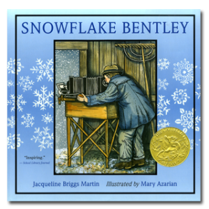 Snowflake Bentley by Jacqueline Briggs Martin cover