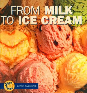 From Milk to Ice Cream cover
