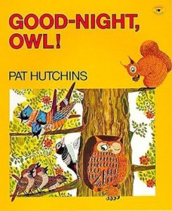 Good-night Owl cover