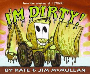 I'm Dirty cover