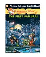 Geronimo Stilton #12: The First Samurai
