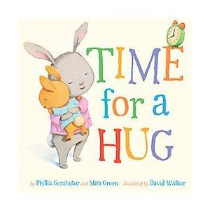 Time for a Hug by Phillis Gershator