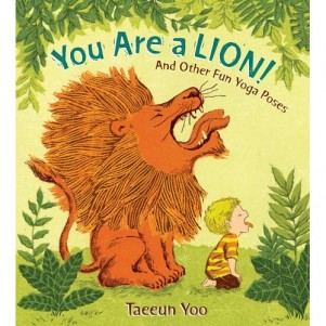 You Are a Lion by Taeeun Yoo
