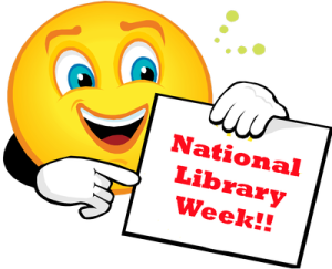 National Library Week image