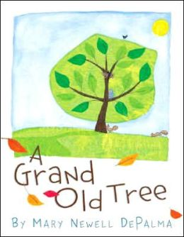 Grand Old Tree by Mary Newell DePalma
