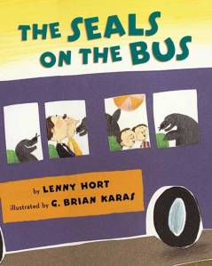 Seals on the Bus by Lenny Hort