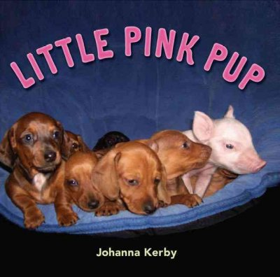 Little Pink Pup by Johanna Kerby