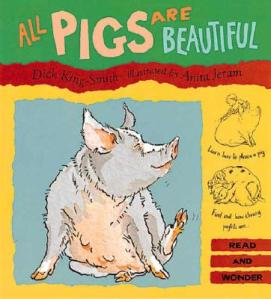 All Pigs are Beautiful by Anita Jeram