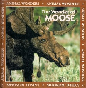 The Wonder of Moose by Rita Ritchie
