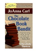CHOCOLATE BOOK BANDIT