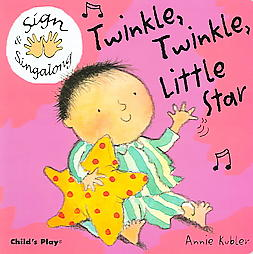Twinkle, Twinkle Little Star by Annie Kubler