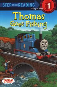 Thomas Goes Fishing by Rev W. Awdry
