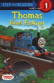 Thomas Goes Fishing by Rev W. Awdry
