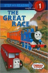 The Great Race by Rev W. Awdry