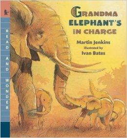 Grandma Elephant cover