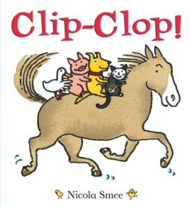 Clip Clop by Nicola Smee