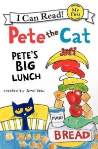 Pete the Cat's Big Lunch by James Dean