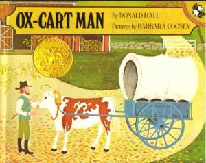 Ox Cart Man by Donald Hall