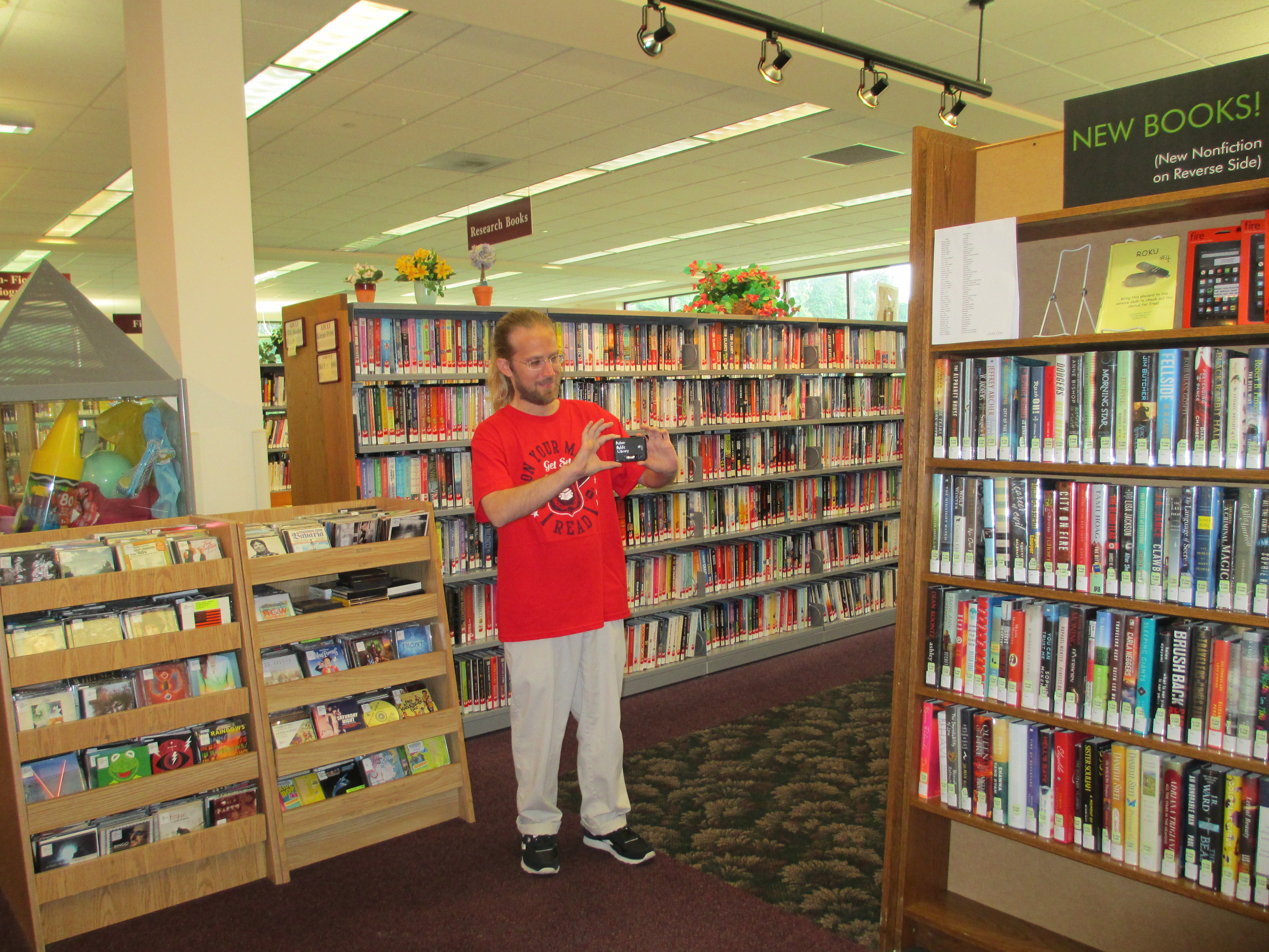 Computer and Internet Access - Dexter District Library |Internet Public Library